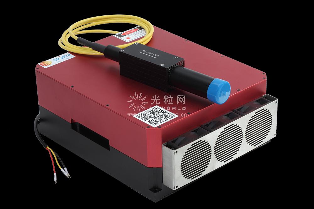 20W调Q脉冲光纤激光器