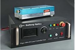 大恒光电推出Virgo系列半导体泵浦固体激光器