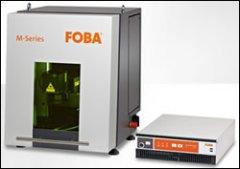 德国FOBA公司推出新型激光打标工作站M1000