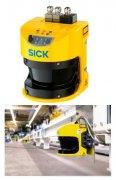 SICK推出最新款安全激光扫描仪S3000 Profinet
