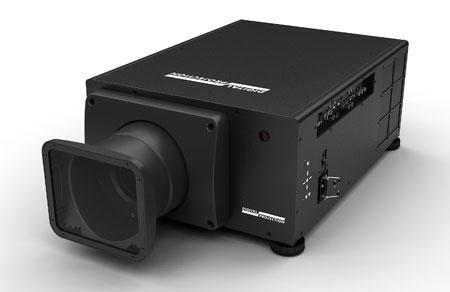 全球首款高亮度激光投影机问世