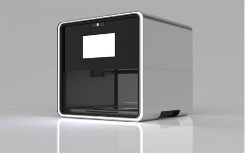 可打印巧克力汉堡等食品3D打印机将于明年上市