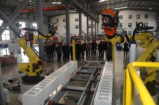 法利莱关于商务车顶盖激光焊接技术生产项目通过鉴定