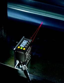 长距离高精度LE系列激光测量传感器
