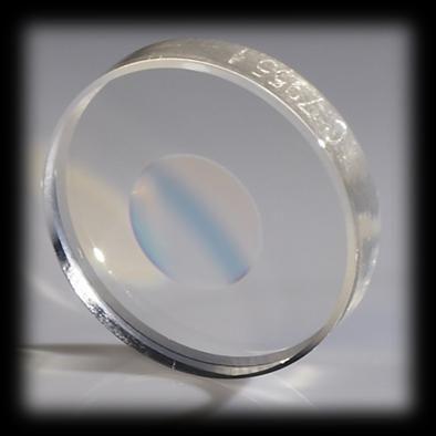 瑞士生产的高精度激光镜片,可用于陀螺仪