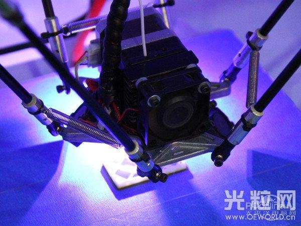 Inside 3D打印巡展商业化已呈现百家争鸣