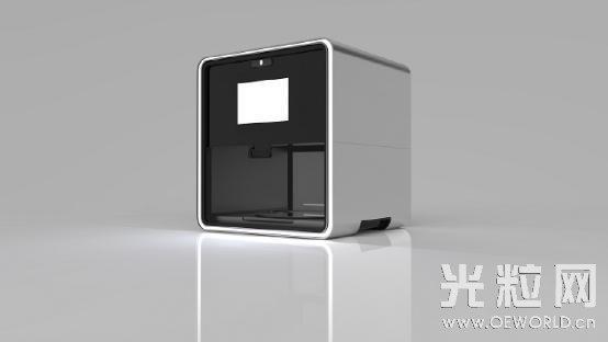 能打印食物的3D打印机Foodini