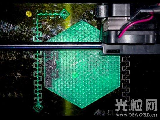 从电子到医学领域 3D打印技术最新应用