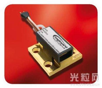 Eagleyard发布1064 nm 16W 宽有源区半导体激光管