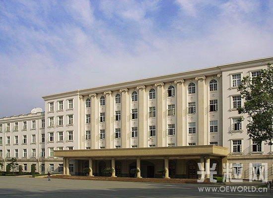 中国内地光学工程专业10强大学:电子科技大学
