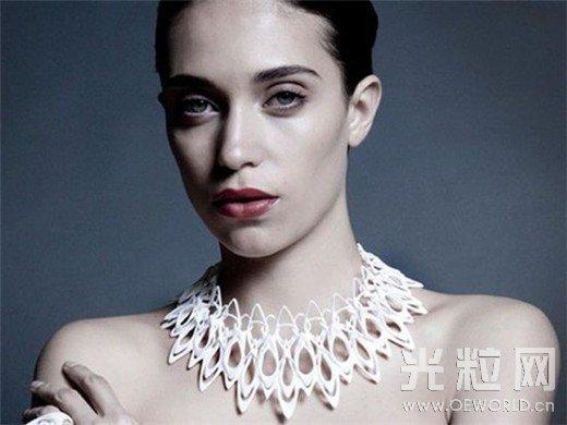 3D打印定制美女周边穿戴