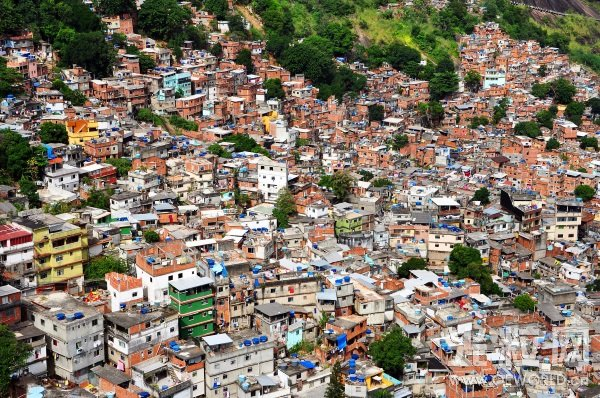 巴西贫民窟改造计划 3D打印也有情怀