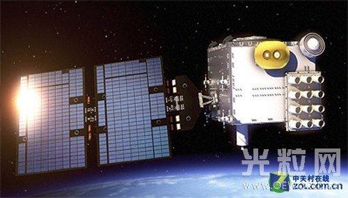 FORMOSAT-7/COSMIC-2气象卫星渲染图