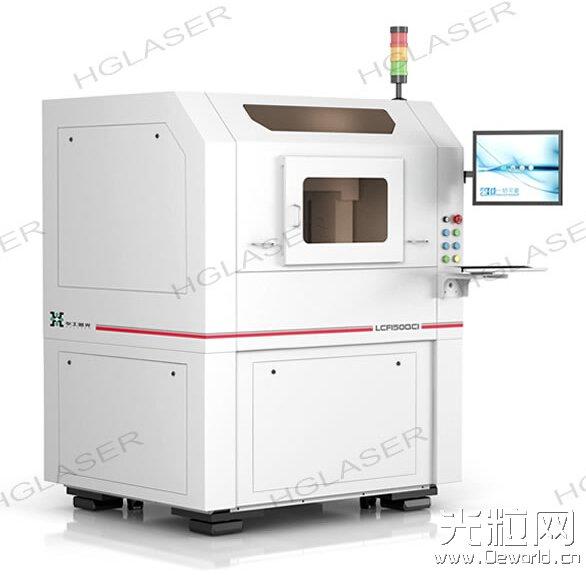 LCF150QCI光纤激光精密切割机