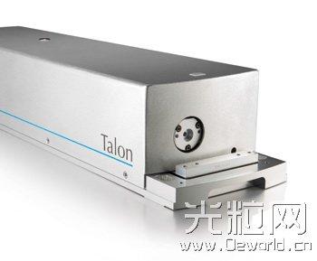 Spectra-Physics 发布极具成本效益的高功率UV激光器Talon 355-20