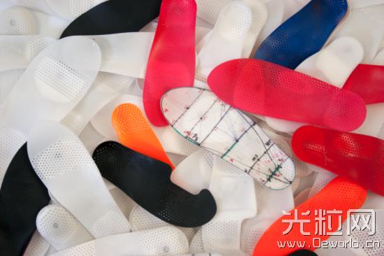 3D打印鞋垫SOLS融资1110万美金进军2C市场