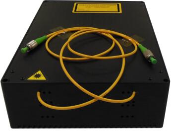 1550nm 长脉冲单频保偏光纤放大器