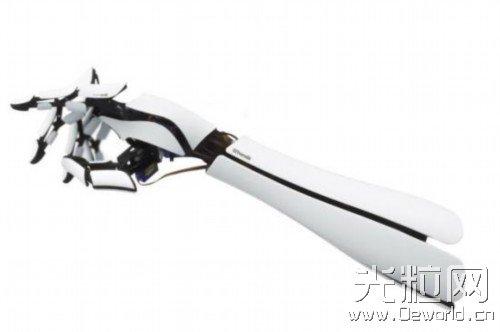 不到300美元 3D打印仿生假肢能连接智能手机