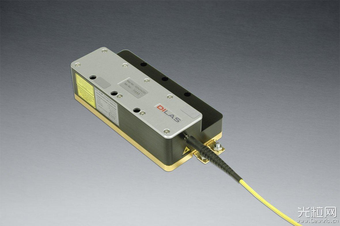德国DILAS 发布240W,915nm光纤激光器泵浦模块