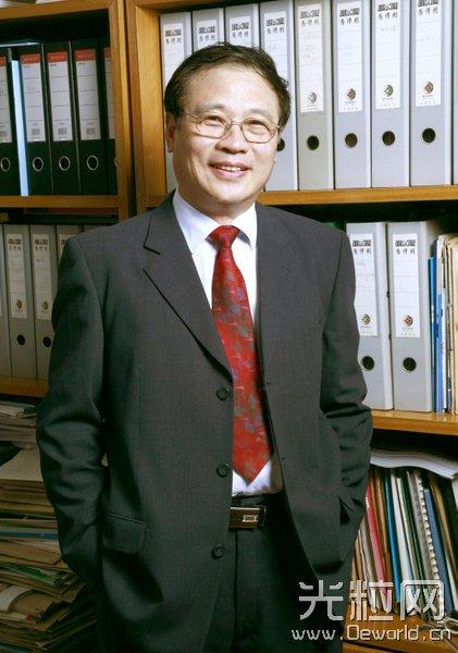 中国科学院上海技术物理研究所院士--褚君浩