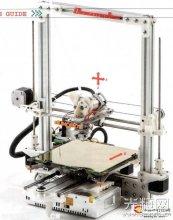 基于RepRap 的3D打印机 Bukobot 8测评
