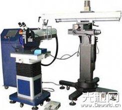 深圳普达镭射激光悬臂焊接机工作稳定反射率高
