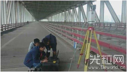 桥梁结构图三维