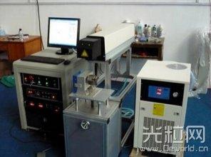 激光打标机数控系统工作原理