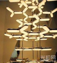光亚展:智能互动控制让灯光好玩起来