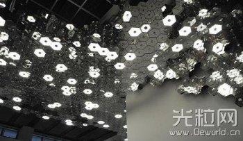 欧普照明为2015光亚展量身定做三大光主题