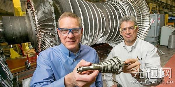 GE工程师开发小型3D打印蒸汽轮机以淡化海水