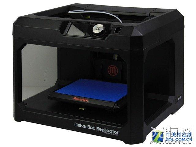 MakerBot Replicator 3D打印机售25500元