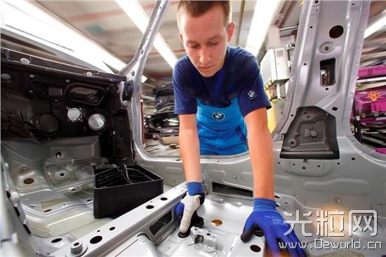 宝马集团应用3D打印技术25周年