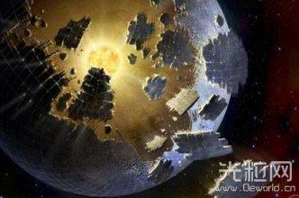 科学家寻找奇怪恒星周围疑似文明的激光信号