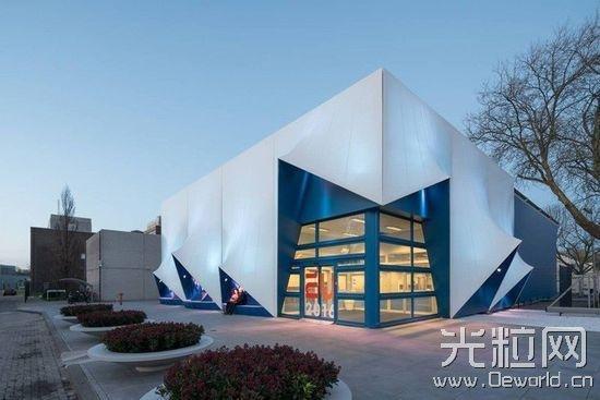 世界上第一座 3D 打印的房子