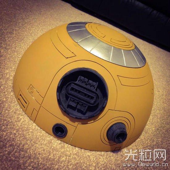 手把手教您3D打印制作专属BB-8机器人