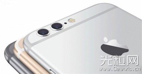 可光学变焦 iPhone 7 Plus或配双摄像头