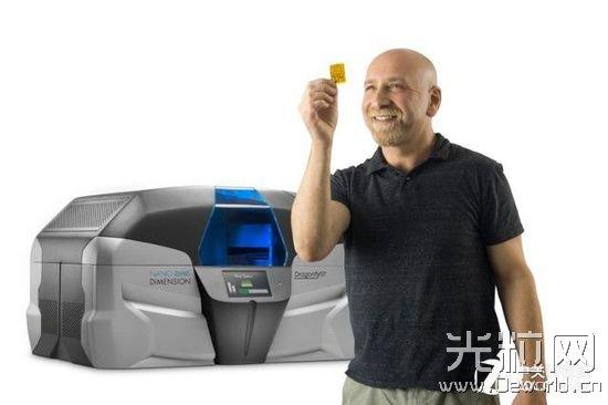 PCB 3D打印机Dragonfly 2020在美展出