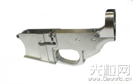 3D打印,改装枪支,武器走私,3D打印技术,3D沙虫网
