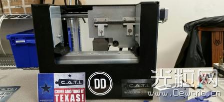 美国在武器走私人员处查获用3D打印改装枪支