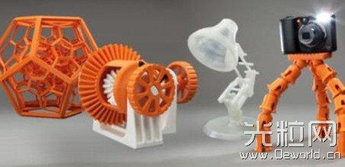 文搏智能第三代工业级3D打印机