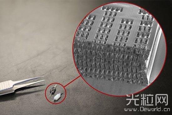 科学家用3D打印开发出可模拟器官功能的人造组织