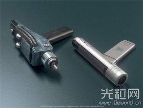 星战元素苹果概念产品 是电钻还是激光枪?