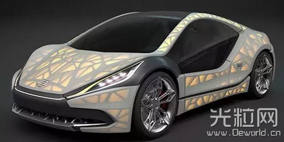 3D打印能制造汽车吗?