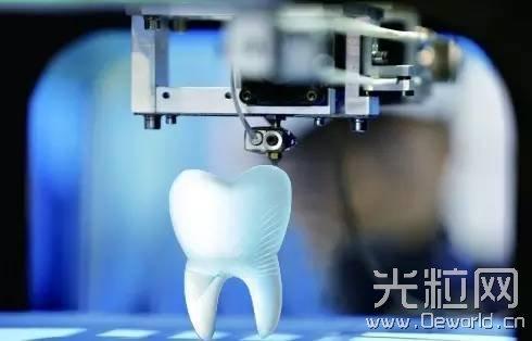 澳利用3D打印机制造人体组织 或改变牙科治疗
