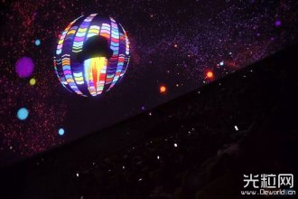 NEC&鸿合联合打造全球顶级激光4K球幕