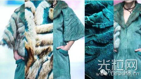 NAFA杯第十二届中国国际裘皮服装设计大赛部分作品提前看
