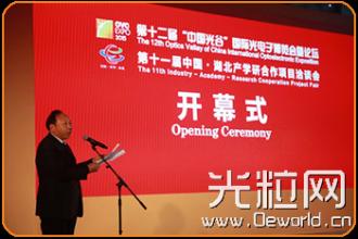 """第十三届""""中国光谷""""国际光电子博览会"""