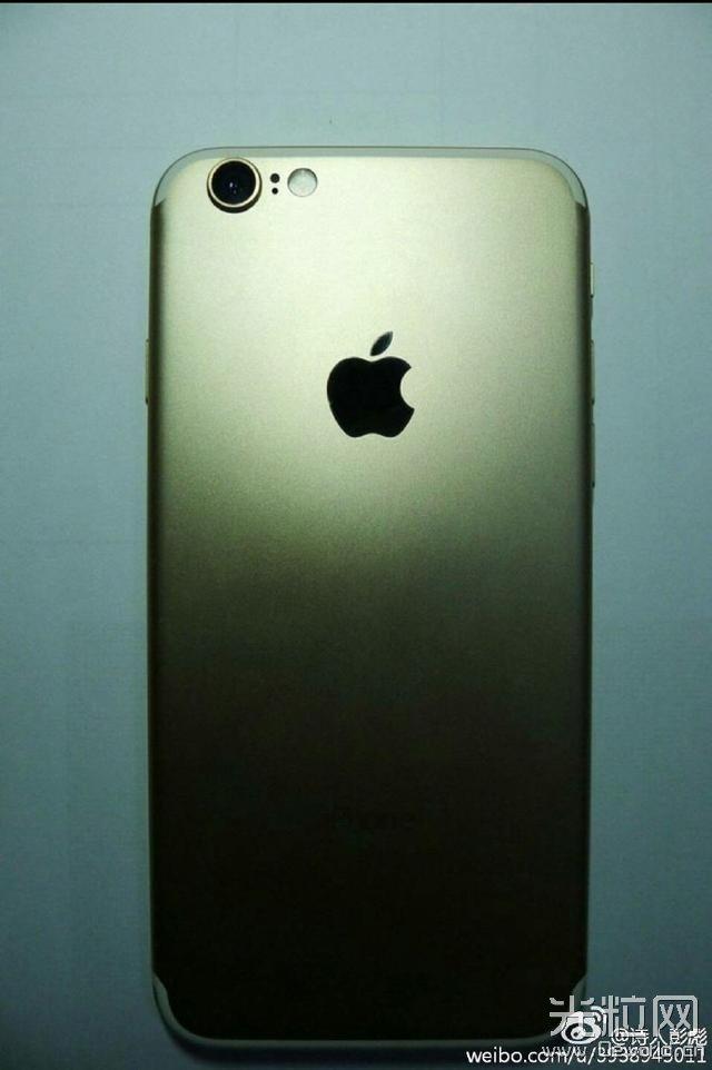 iPhone 7工程机再曝光 新增激光对焦