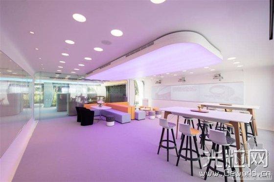 世界首座3D打印办公楼